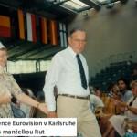 1992-konference v Karlsruhe Derek Prince