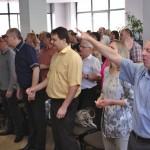 Shromáždění, Církev Víry, Prostějov 25. 5. 2014