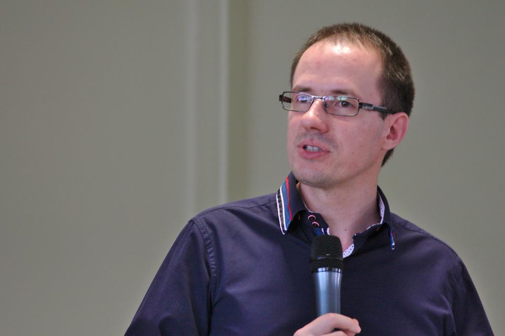 Daniel Šobr, Církev Víry, Prostějov 25. 5. 2014