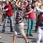 Tanec vzkříšení Praha