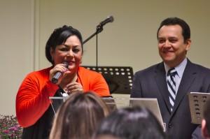 Shromáždění, Virginia a Jesús Taxovi, Prostějov 18.9.2013