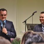 Shromáždění, José David a Jesús Taxovi, Prostějov 18.9.2013