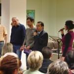 Shromáždění, Jesús Tax, Prostějov 18.9.2013