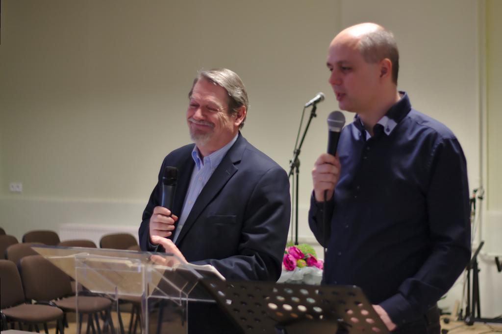Mark Zechin, Církev víry, Prostějov, 15. 4. 2015