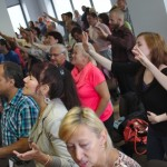 Shromáždění, Církev víry Prostějov, 17. 8. 2014