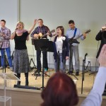 Bohoslužba, Církev Víry, Prostějov, 5. 4. 2015