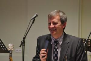 Shromáždění, Peter Minárik, Prostějov, 2. 2. 2014