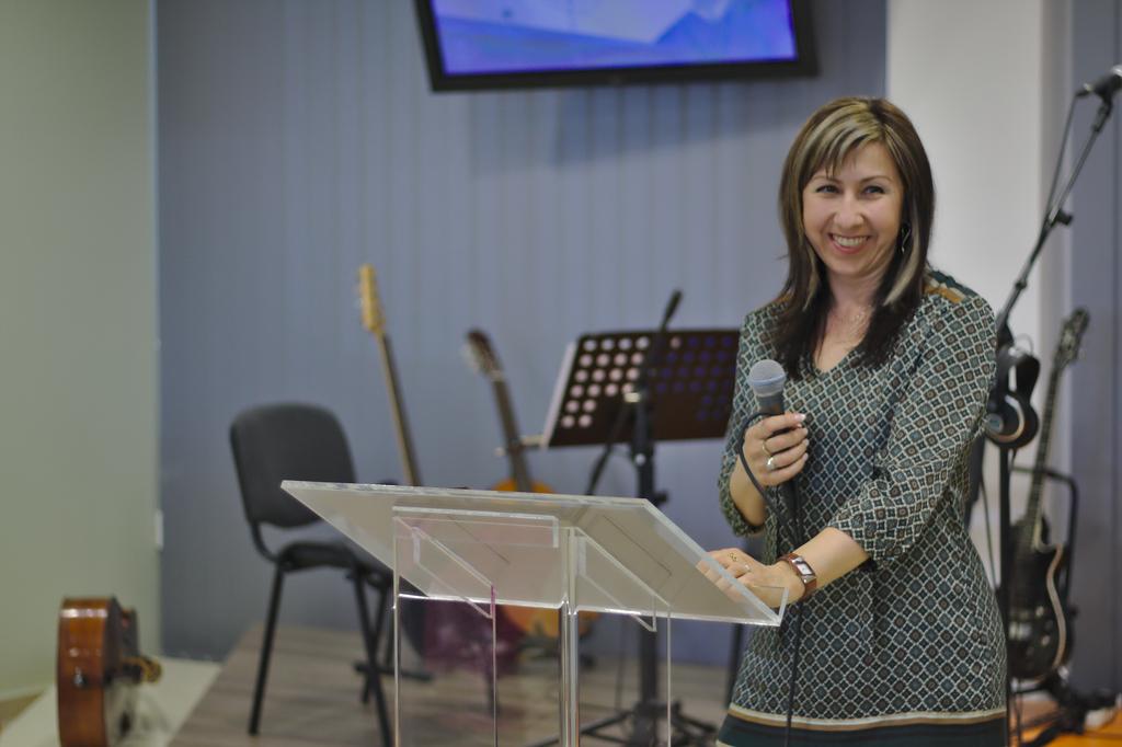 Marie Hasová, shromáždění žen, Brno