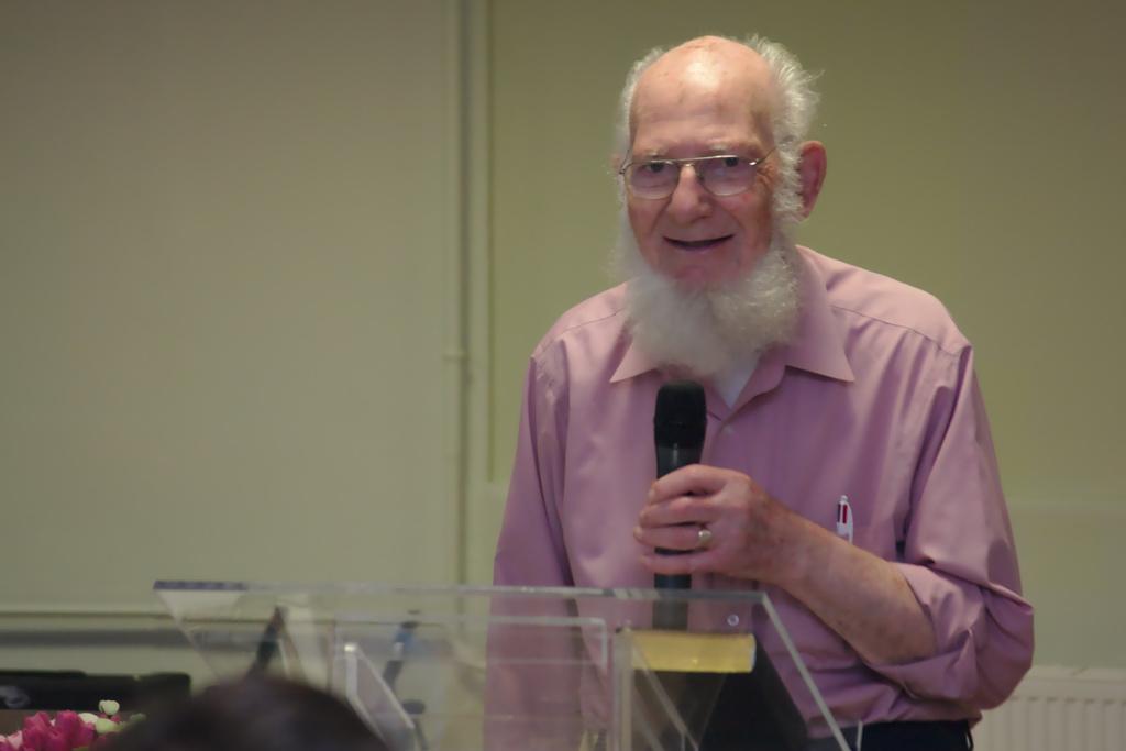 Thomas Graumann, Církev víry, Prostějov, 10.9.2014