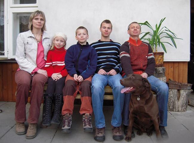 Rodina Kirnerových